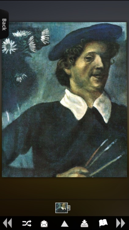 Marc Chagall Art Info screenshot-1
