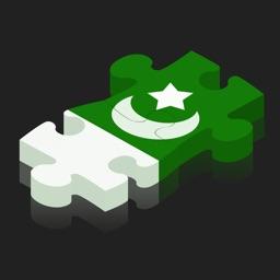 Pakistan Puzzle Muzzle Activity Fun - Pro Version