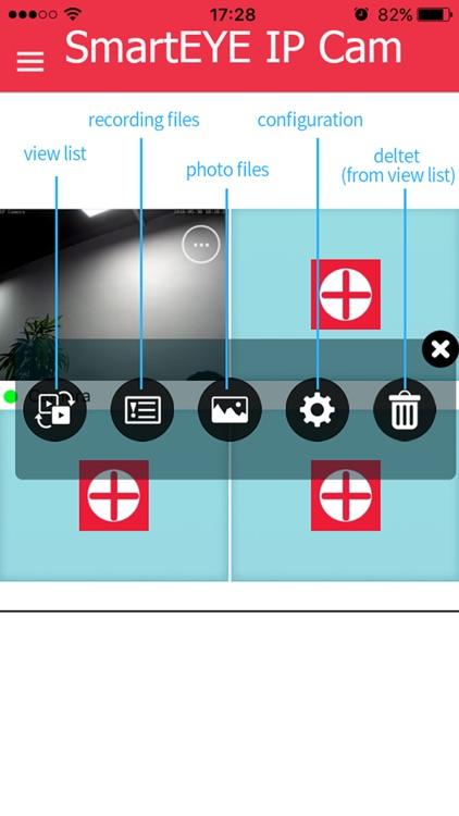 SmartEYE IP Cam screenshot-4