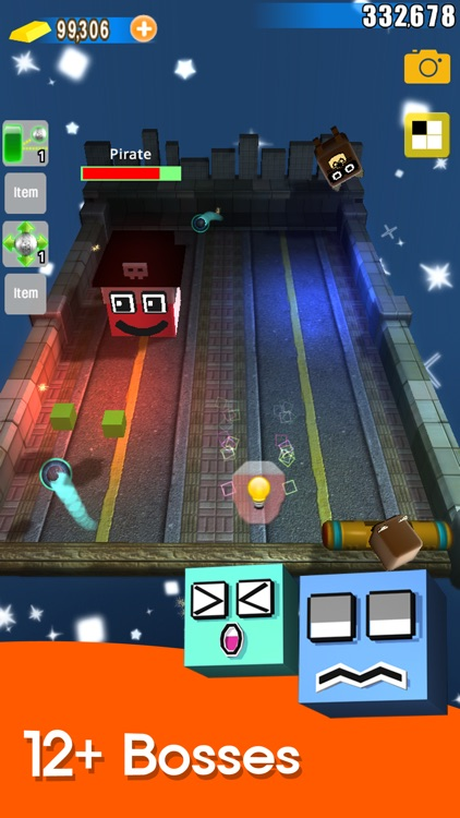 Jerk Cubeer-Brick Breaker screenshot-4