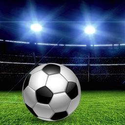 Soccer Kick Flick Penalty Shoot - Football Fantasy Kick Practice