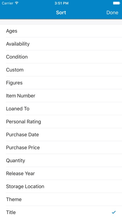 Playmobil Database Sets Organize Manage Inventory screenshot-3