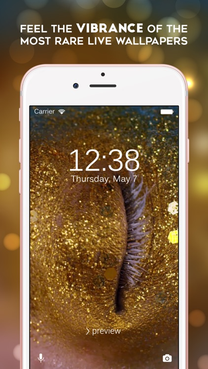 Live Wallpapers Pro - Animated Themes & Backgrounds for iPhone 6S , 6S plus & iPhone SE screenshot-4