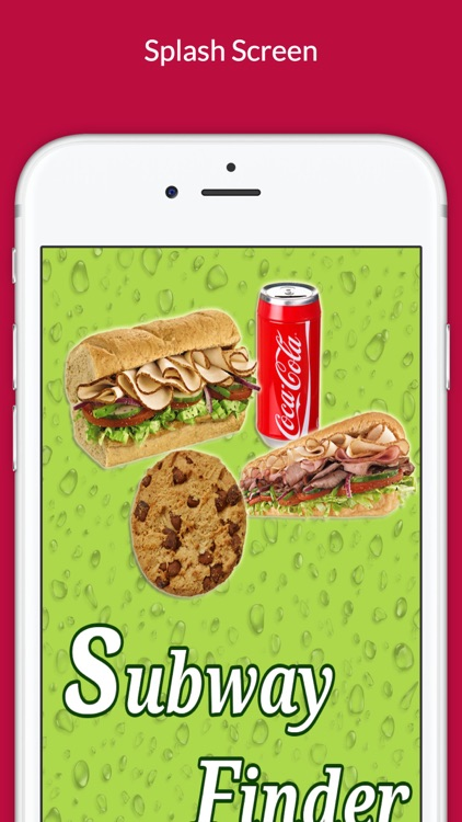 "Find Restaurant ""For Subway"" screenshot-0"