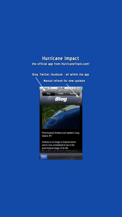 Hurricane Impact review screenshots