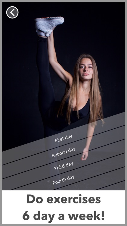 Do The Splits for Beginners. Personal Trainer Online for Man and Women screenshot-3