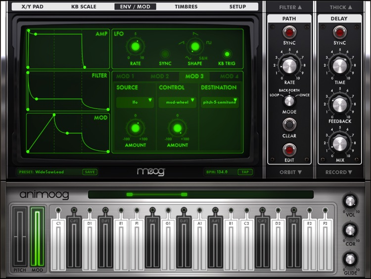 Animoog screenshot-2