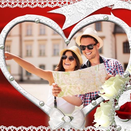 Wedding Photo Frames - Instant Frame Maker & Photo Editor