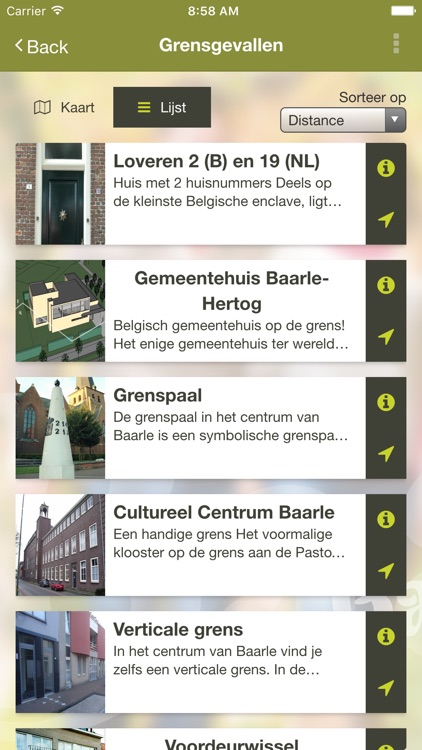 Baarle City Guide