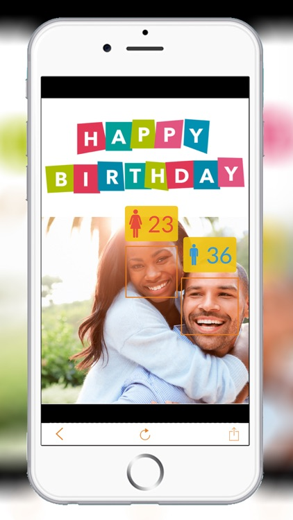 How Old Do I Look - Age Detector Camera with Face Scanner screenshot-3