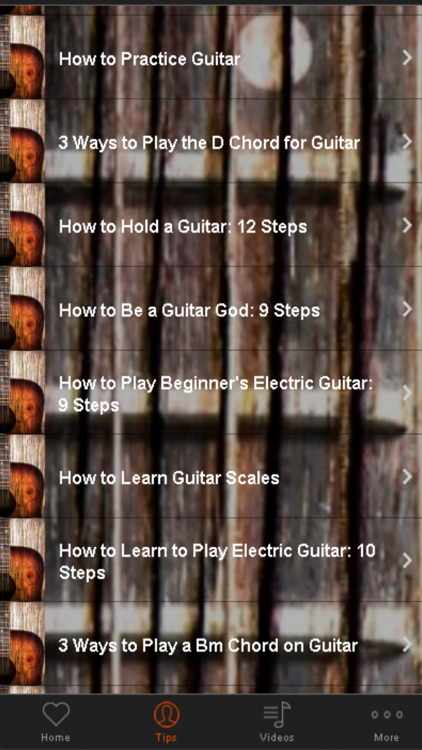 Guitar Lesson - Learn Guitar for Beginners