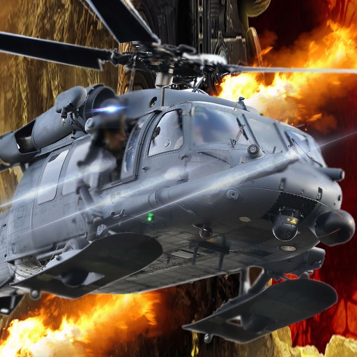 A Reloaded War Helicopter - Best Copter Simulator Game