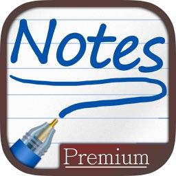 Write notes - Premium