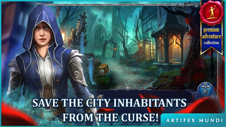 Grim Legends 3: The Dark City (Full) screenshot-3