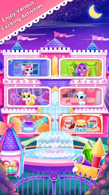 Princess Pet Hair Salon - Royal Birthday Party Makeover screenshot-4