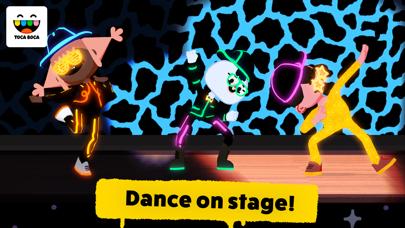 Toca Dance Screenshot