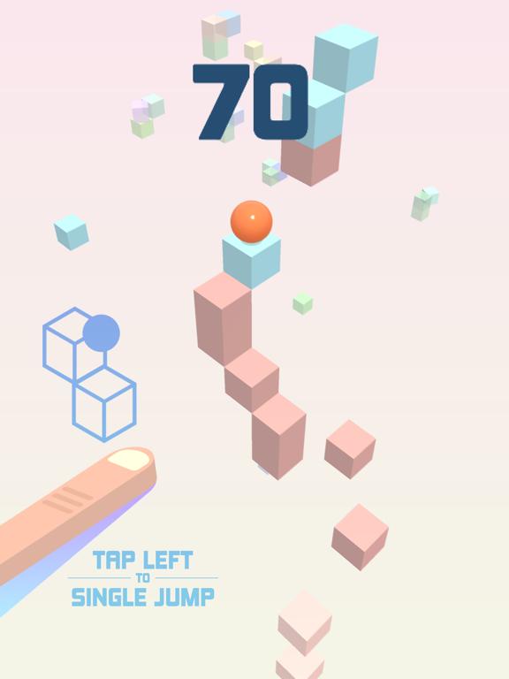 Cube Skip screenshot 1
