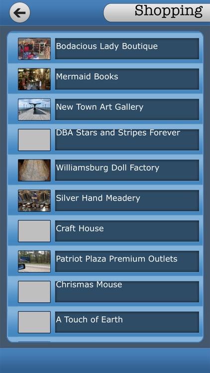 Best App For Busch Gardens Williamsburg Guide screenshot-4