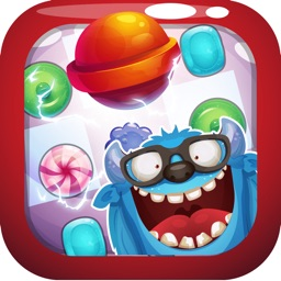Maximum Candy Burst - Match The Same Color Candy To Burst This Puzzle Game