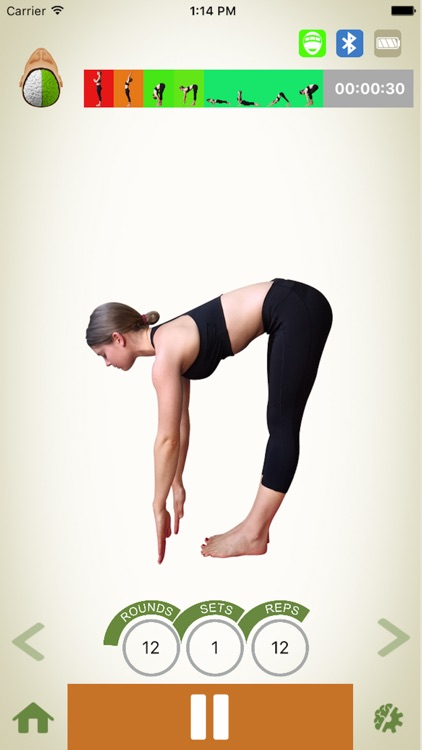 YogaBrain-Integrated Yoga & Brain Training System screenshot-3