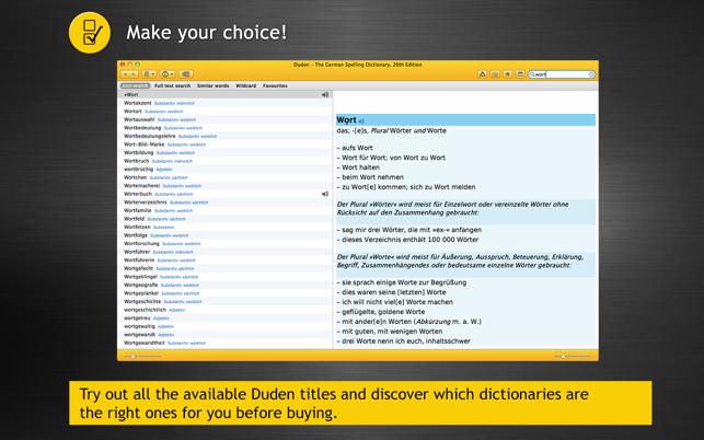 online duden german dictionary