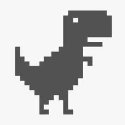 Mr Jump - The Jumping Dinosaur, T-Rex in Widget Game, Notification Center