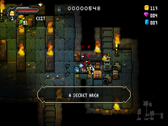 Screenshot #4 pour Heroes of Loot 2