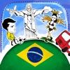 日本語からポルトガル語へ 声 話す翻訳機 フレーズブック EchoMobi® スピーク旅行