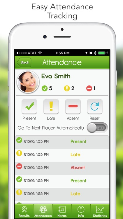 iGrade for Tennis Coach screenshot-2