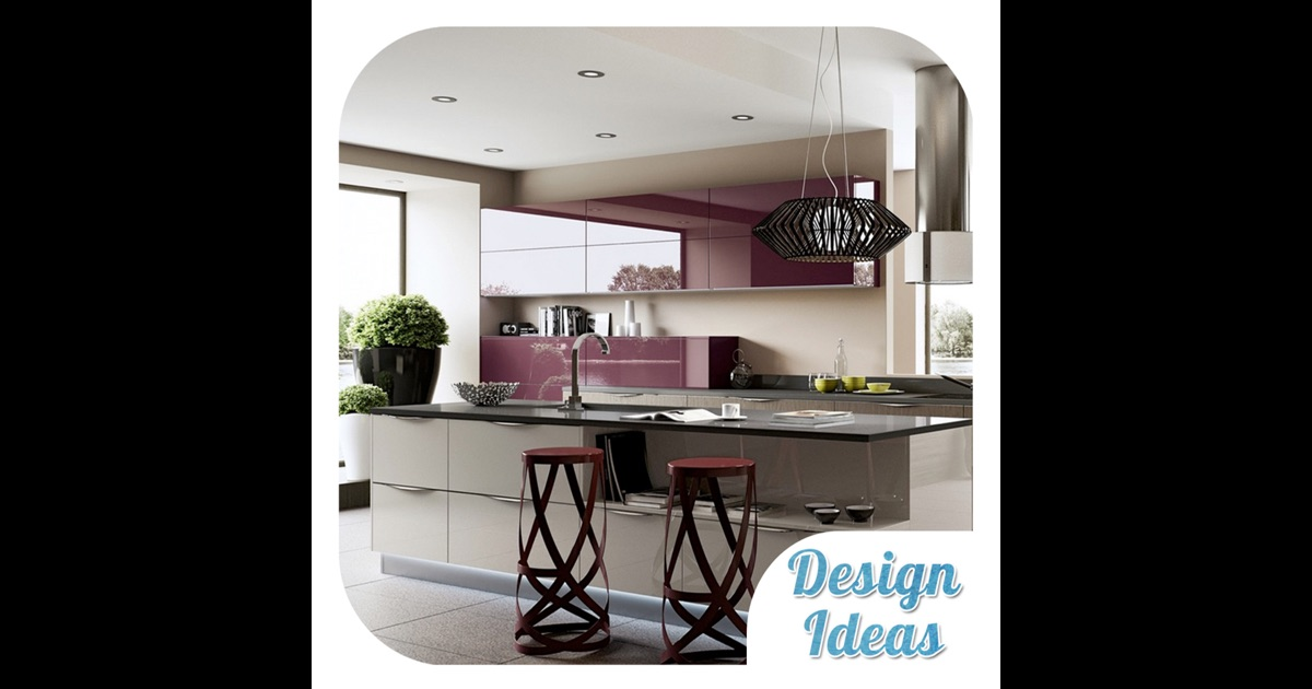 Kitchen design ideas 2016 for ipad app store for Kitchen ideas app