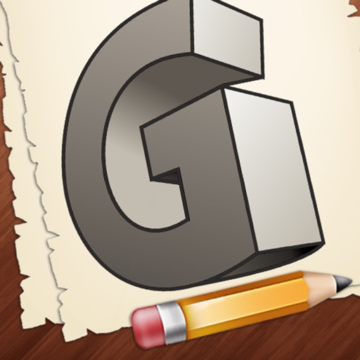 Learn How To Draw 3d Alphabet Letters By Valeria Goryna