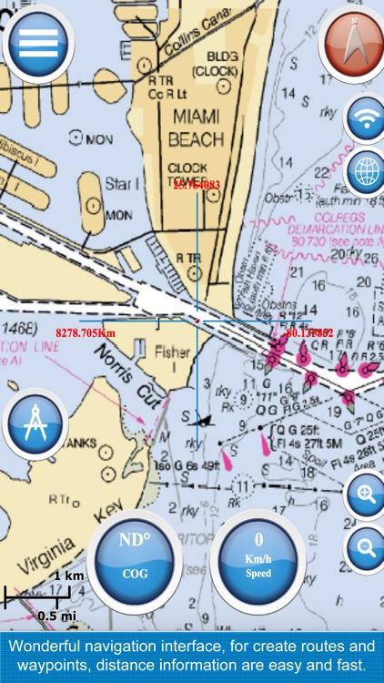 Marine Navigation Lite