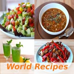 3000+ World Recipes