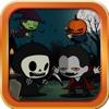 """Halloween Monster Battle """"3 x Match Puzzle"""""""