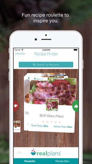 Real plans meal planner on the app store forumfinder Choice Image