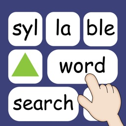 Syllable Word Search - A brain game with a word puzzle and memory game inside