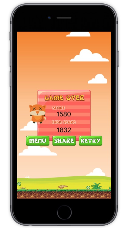 Fox Hop screenshot-3