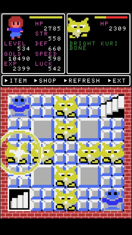 Clicker Tower RPG