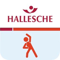 HALLESCHE Fitness-App - Das 8 Minuten Fitness-Programm ohne Geräte