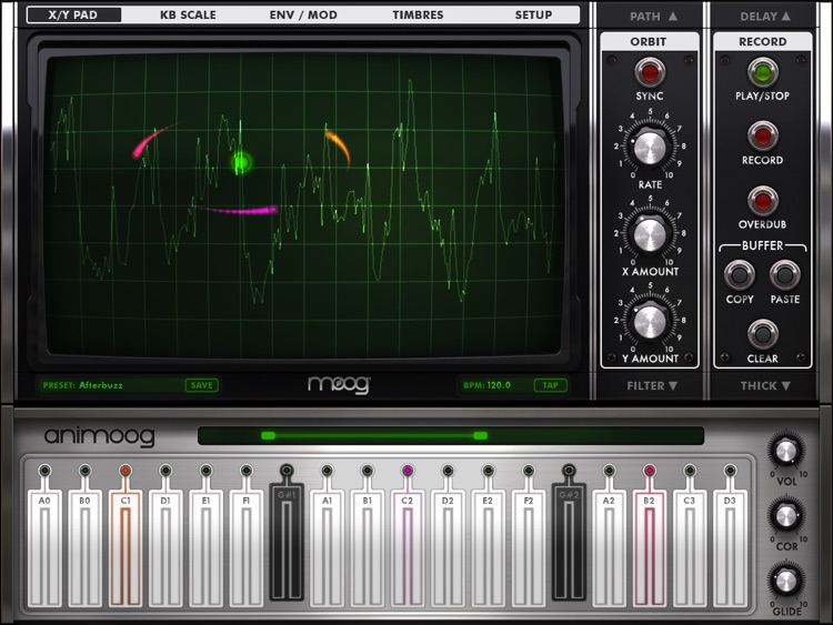 Animoog screenshot-0