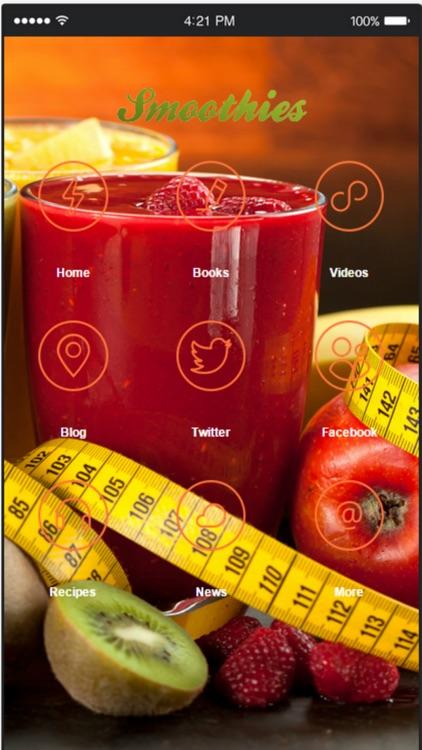 Smoothie Recipes - Learn How to Make a Smoothie Easily screenshot-0