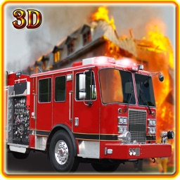 Fire Truck Driving 2016 Adventure – Real Firefighter Simulator with Emergency Parking and Fire Brigade Sirens