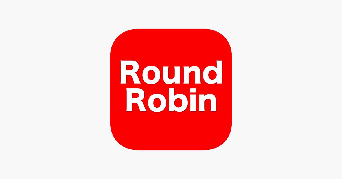 Round Robin tournament Template
