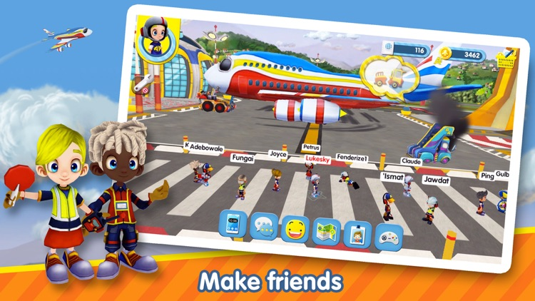 Airside Andy Play with Friends screenshot-4