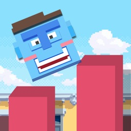 Steppy Box 2 - Doggy Dash & Jump, Don't Fall Down!