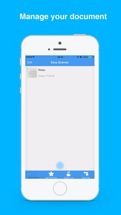 Easy Scanner - Document Scanner screenshot four