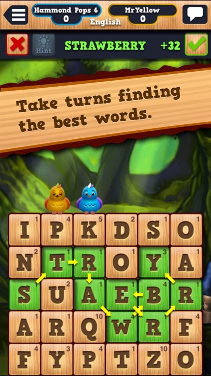 Two Birds – multiplayer word battle! screenshot-0