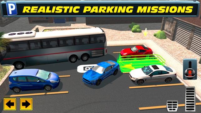 trailer truck parking sim gratuit jeux de voiture de course dans l app store. Black Bedroom Furniture Sets. Home Design Ideas