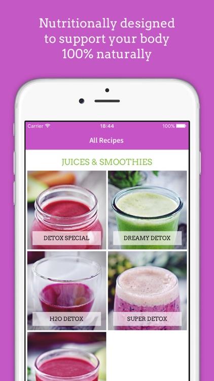 Jason Vale's 3-Day Juice Challenge