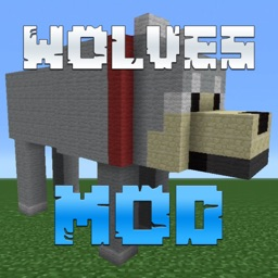 Wolves Mod for Minecraft PC: MCPedia Pocket Gamer Community Ad-Free